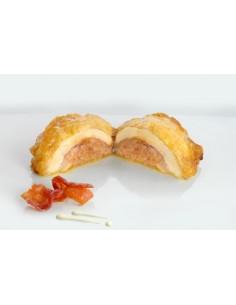 Muslo de Pollo relleno de Bacon y Queso
