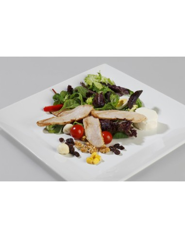 Sliced marinated Turkey breast