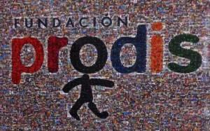 Cartel de la Fundación PRODIS