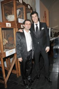 Dos fenómenos con un enorme corazón solidario, Mago More y Jorge Fernández