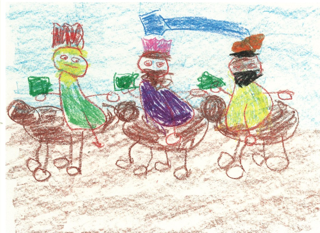 Dibujos De Navidad Hechos Por Ninos.Ya Estan Aqui Nuestras Felicitaciones De Navidad Solidarias